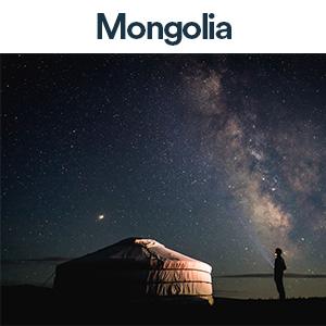 Mongolia cycling tours